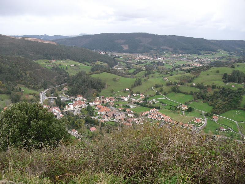 Sendero de Monte del Castillo