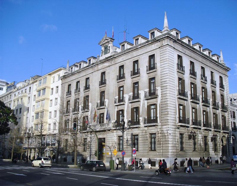 Edificio Delegacion del Gobierno en Santander