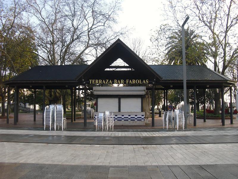 Plaza de Alfonso XIII en Santander