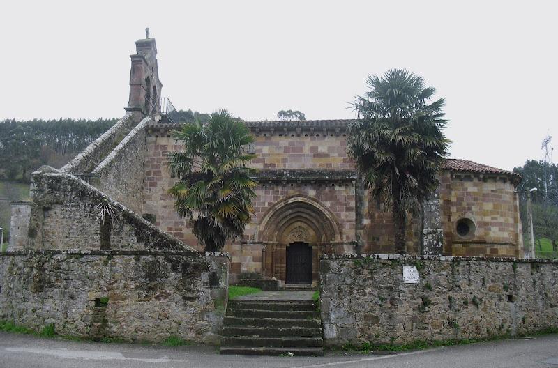 Iglesia de Santa María de Yermo