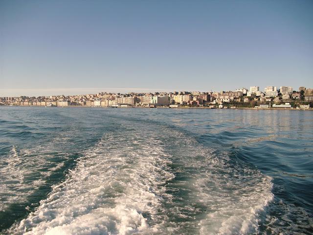 Santander desde la Bahía