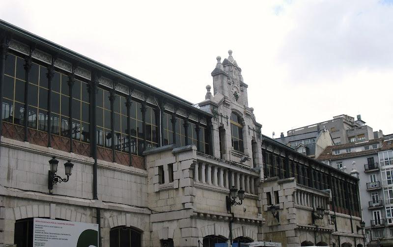 Mercado de la Esperanza de Santander
