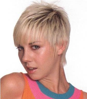 First lets look at some everyday short hairstyles.