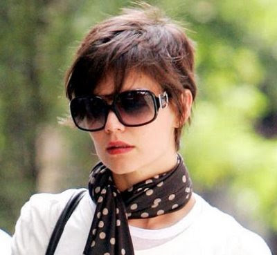 short cropped hairstyles. Short hairstyles from Katie