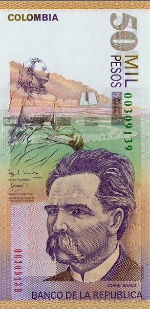 Billetes de Sudamérica