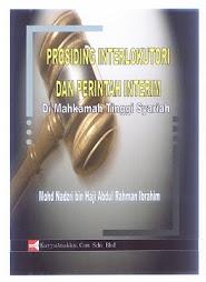 PROSIDING INTERLOKUTORI DAN PERINTAH INTERIM Di Mahkamah Tinggi Syariah
