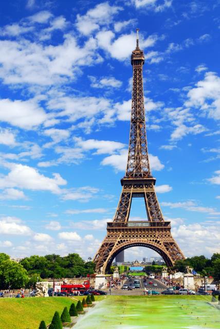 Eiffel Tower Paris France