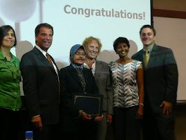 NSU - Certificate Presentation