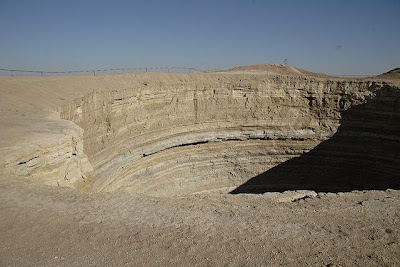 Darvaza Burning Gas Crater - Turkmenistan