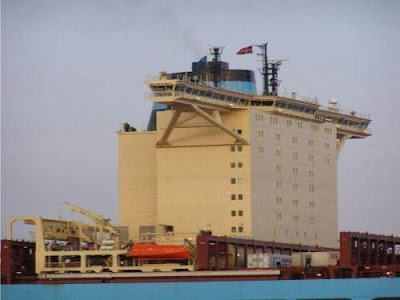 Largest container ship in the world - Maersk Line