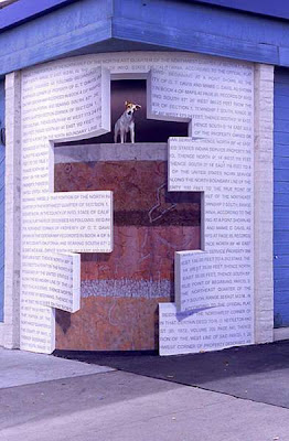 3d illusion on the walls