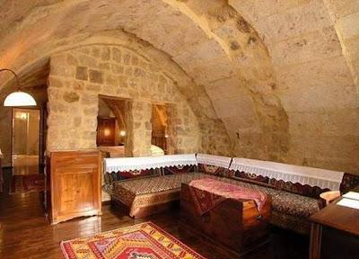 Hotel in a Cave - Cappadocia