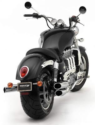 Triumph - Rocket III - Bike