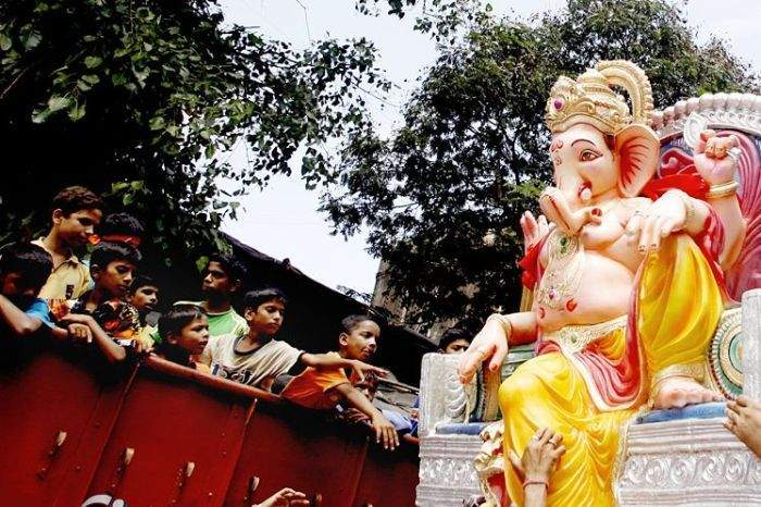 Ganesh Chaturthi Festival in India