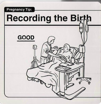 Safe Baby Pregnancy Tips, Visual Instructions For Expecting Parents