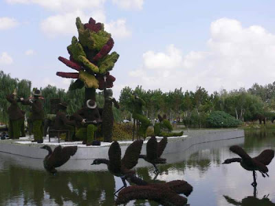 creative gardens