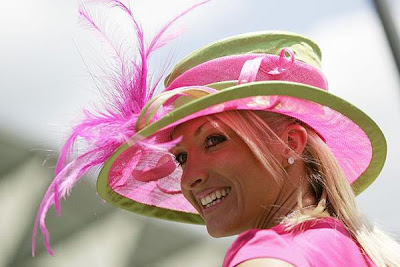 hats at Royal Ascot