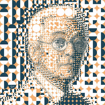 Awesome mosaic portraits Seen On www.coolpicturegallery.net