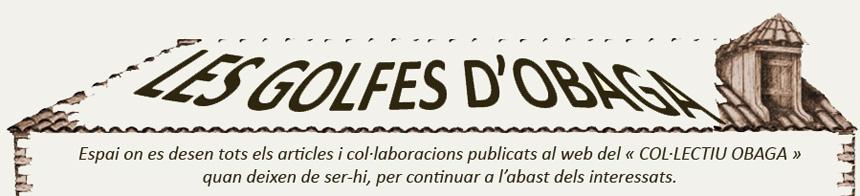 «LES GOLFES D'OBAGA»