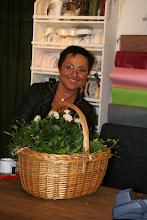 Floristmästare Krystyna