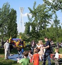 PapaPicknick im Mauerpark