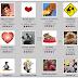 Bellissima raccolta avatar animati e non