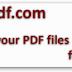 Sbloccare e convertire un file pdf protetto direttamente online