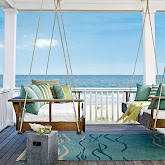 Tenk å sitte her og nyte utsikten...