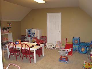 upstairs 4th bedroom office bonus room playroom office