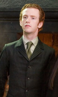 Chris Rankin voltará como Percy em 'Harry Potter e as Relíquias da Morte: Parte II'