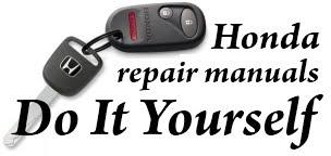 honda repair and service manuals honda element engine. Black Bedroom Furniture Sets. Home Design Ideas