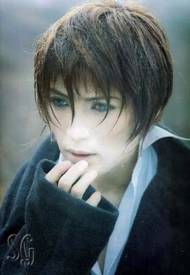 Gackt hairstyle 4