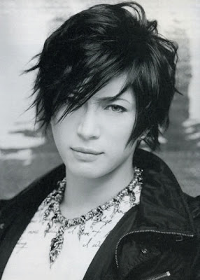 Gackt hairstyle 1