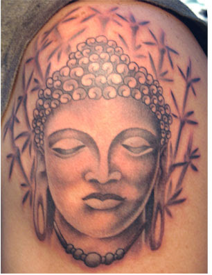 As earlier stated Buddhist tattoos are mostly based on his teachings,