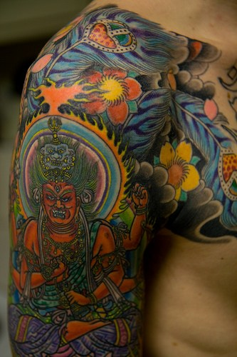 Yakuza Tattoo: Japanese Tattoo Symbol for Immortality