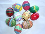 Origen de los huevos de Pascua huevos de pascua