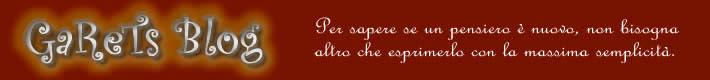 Il Blog di Giuseppe Palma