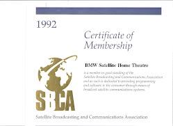 BMW Member SBCA since 1992