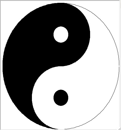 Symbiotic yin and yang
