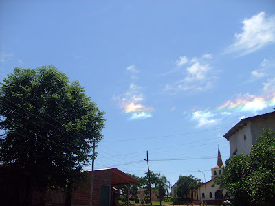 Nubes de colores?