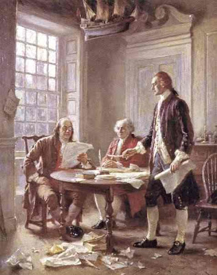 the american declaration of independence 1776. July 4, 1776