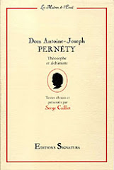 Dom Antoine-Joseph Pernty, thosophe et alchimiste