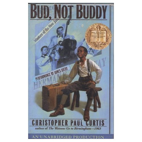 a review of bud not buddy a book by christopher paul curtis Listen to bud, not buddy by christopher paul curtis with rakuten kobo narrated by james avery the newbery medal and coretta scott king award-winning classic about a boy who decides to hit the road to find his fathe.