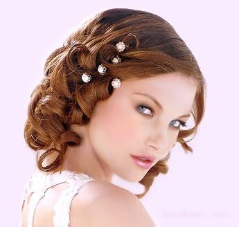 Peinados Novia Pelo Suelto - Más de 1000 ideas sobre Peinados Novia Pelo Suelto en Pinterest
