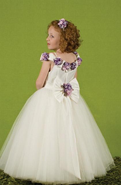 Vestidos para las niñas que asisten a la boda : Blog de los novios