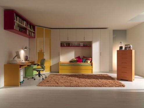 Muy buenas ideas para habitaciones de jovenes decorando - Dormitorios para jovenes ...