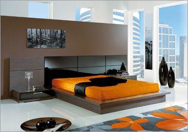Tipos de camas para decorar tu habitaci n decorando mejor - Modelos de dormitorios matrimoniales ...