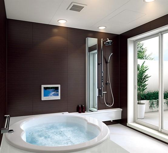 Dise o de ba os peque os por toto decorando mejor for New bathroom designs 2012