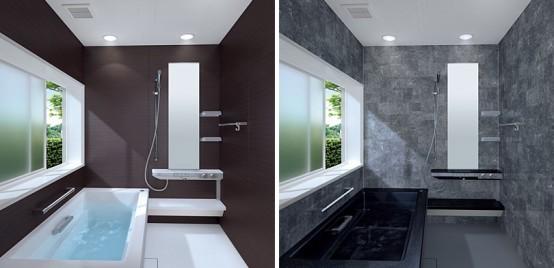 Muebles De Baño Toto:Decorando Mejor: Diseño de baños pequeños por TOTO