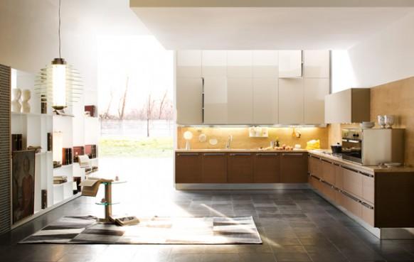 Diseño de cocinas contemporáneas